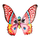Панно настенное Бабочка 26х28 см, артикул 628-088, производитель - Annaluma