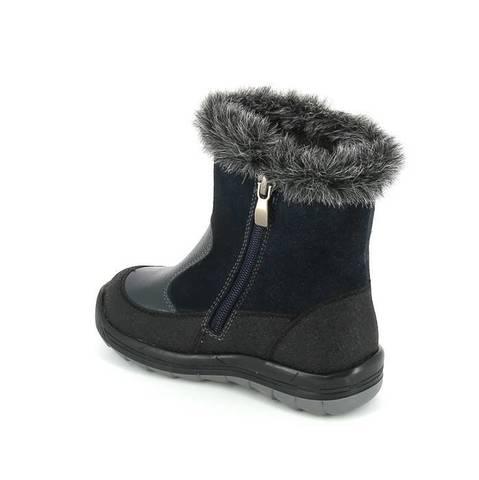 Сапоги зима снежинка  синие 23-26 Тотта (ТРК ГагаринПарк)