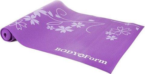 Коврик гимнастический BF-YM02 173*61*0,4 см. (фиолетовый) (38708)