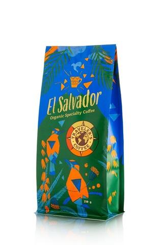 Эль Сальвадор ТС Кофе в зернах Арабика (упаковка 250 гр)