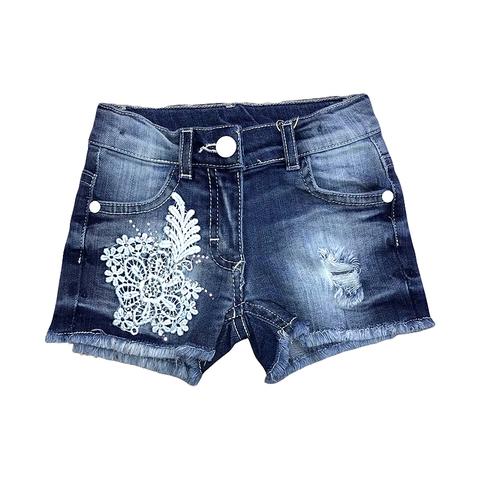Шорты джинсовые (92-110) 18.1802-9274
