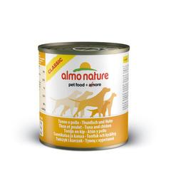 Консервы (банка) Almo Nature Classic Tuna&Chicken