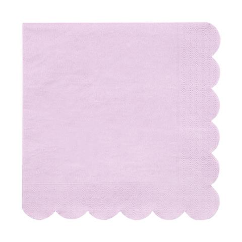 Салфетки фиолетовые
