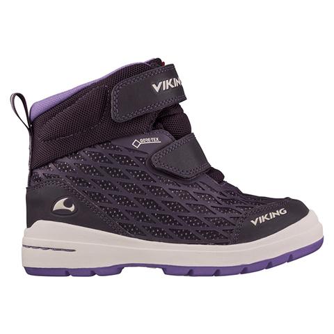 Ботинки Viking Hero GTX Aubergine/Purple
