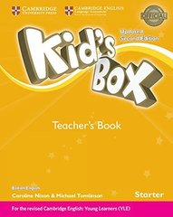 Kid's Box UPD 2Ed TB Starter