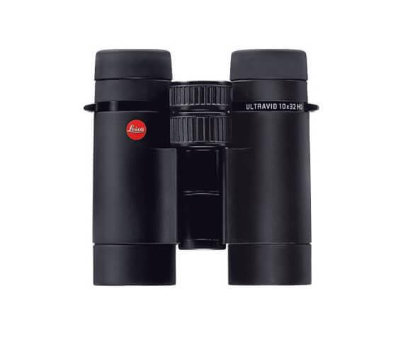 Бинокль Leica Ultravid 10x32 HD-Plus - фото 1