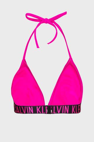 Женский розовый лиф от купальника Calvin Klein