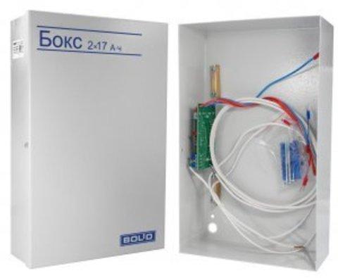 Бокс для аккумуляторов Бокс-12 исп.01  (Бокс-12/34М5-Р)