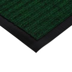 Коврик влаговпитывающий, ребристый, зеленый, 50*80 см