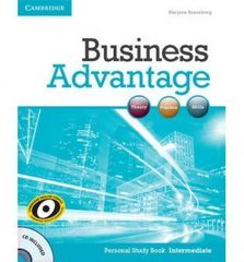 Business Advantage Intermediate Personal Study ...