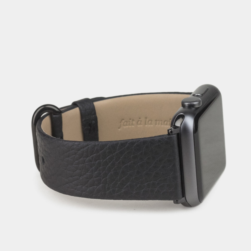 Band for AW 42/44mm — black mat