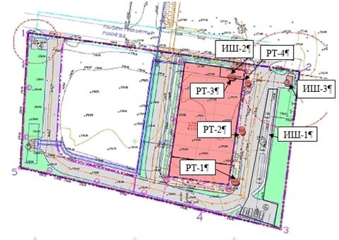 Пример ПМООС для офисно-производственного комплекса.