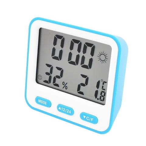 Термометр c гигрометром 854