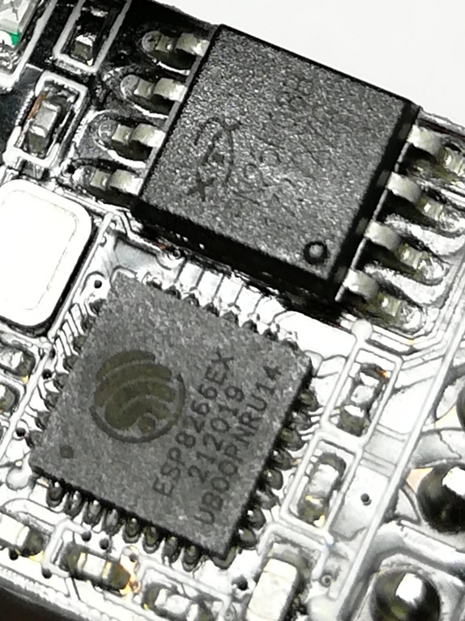 Модуль WiFi ESP-01S (ESP8266EX)