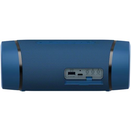 Sony SRSXB33L синего цвета купить в Sony Centre Воронеж