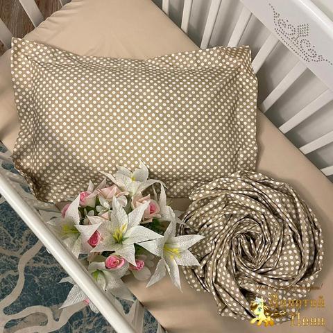 Комплект постельного белья в детскую кроватку (0+) 210414-Ф41153