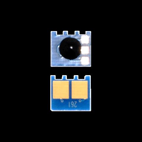 Чип (CHIP) MAK© CE261A голубой (cyan). - купить в компании MAKtorg