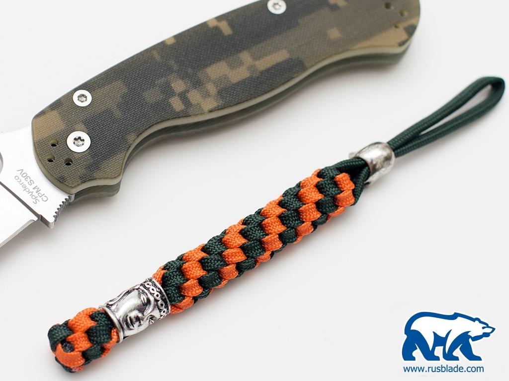 "Sword Knot ""Orange 2"" - фотография"