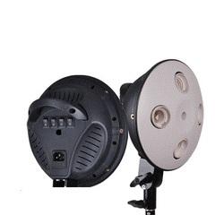 Люминесцентный источник освещения с софтбоксом 60х90 см NiceFoto G804D-1