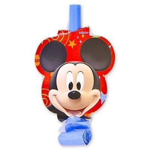 Язык-гудок с карт Disney Микки Маус 8штА