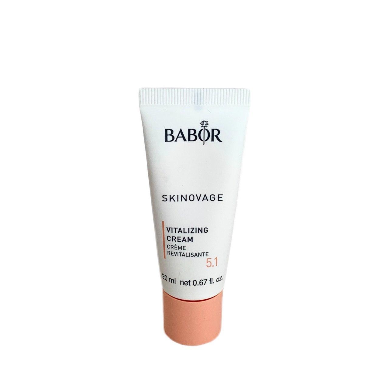 Крем для лица Babor Skinovage Vitalizing Cream 5.1 MINI 20 мл