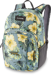 Рюкзак детский Dakine Campus S 18L Hibiscus Tropical