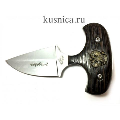 Нож Воробей-2, арт.B137-23, сталь 65Х13