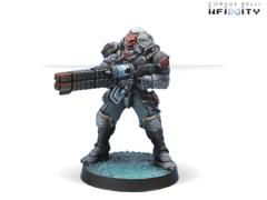 Morat Vanguard (вооружен Heavy Machine Gun)