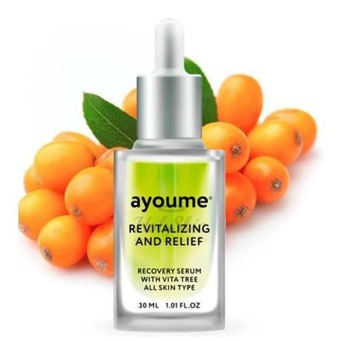 Ayoume Vita Tree Revitalizing & Relief Serum Cыворотка для лица