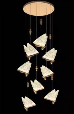 Подвесной светильник  butterfly ( 8 ) by Light Room