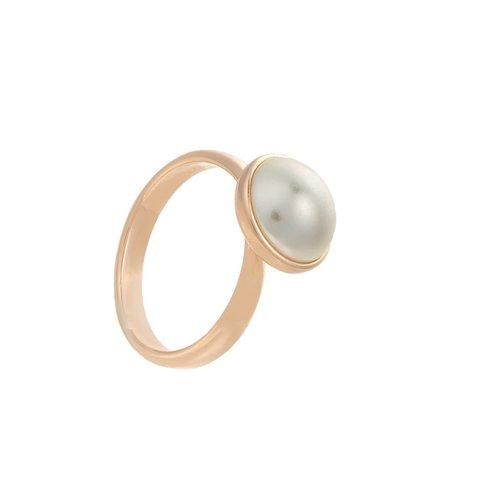 Кольцо Pearl K2005.1 BW/RG