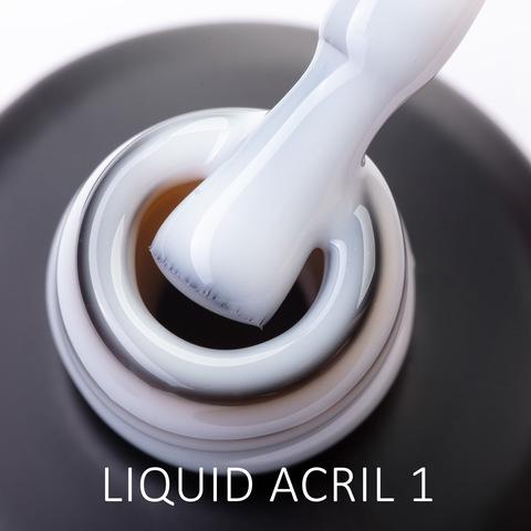 Акрил жидкий DIVA Liquid Acryl 1 15мл