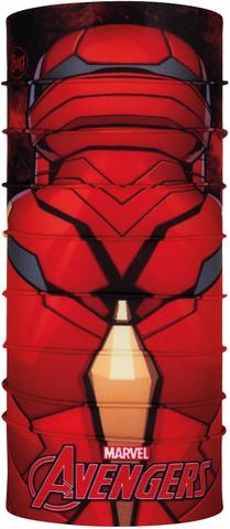 Многофункциональная бандана-труба детская Buff Original Iron Man фото 2