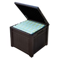 Сундук-столик Keter Cube Rattan