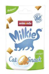 Лакомство для кошек TitBit Milkies Balance, для поддержания активности