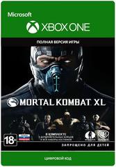 Mortal Kombat XL (Xbox One/Series S/X, цифровой ключ, русские субтитры)