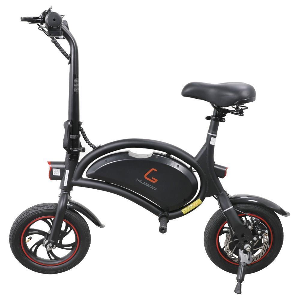 Kugoo Kirin B1 Seated Scooter