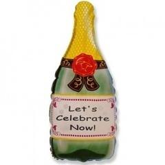 F Бутылка шампанского, 32