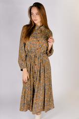 Шифоновое платье оверсайз Nadya