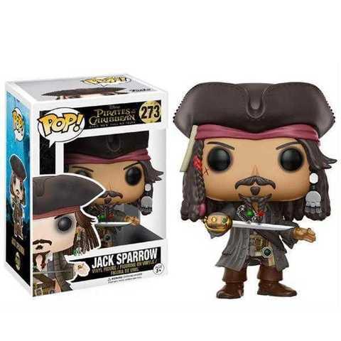 Фигурка Funko POP! Vinyl Jack Sparrow || Капитан Джек Воробей