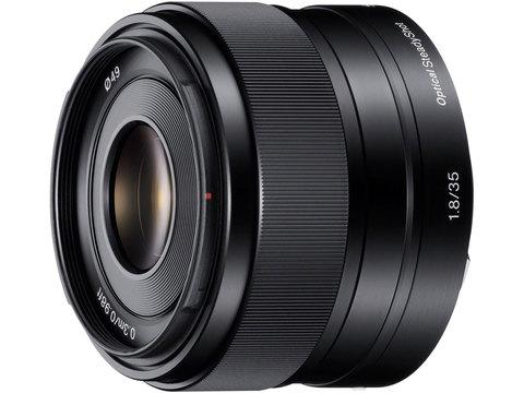 Объектив Sony SEL-35F18 купить в Sony Centre Воронеж