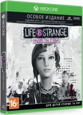 Life is Strange: Before the Storm. Особое издание (Xbox One/Series X, английская версия)