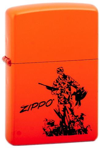 Зажигалка Zippo duck