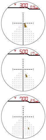 Оптический прицел Burris Laser Eliminator III 4-16X50 с лазерным дальномером (200117)