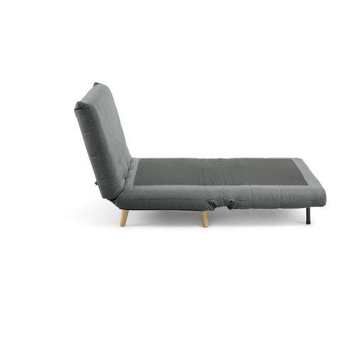 Диван-кровать Ambito 105 темно-серый