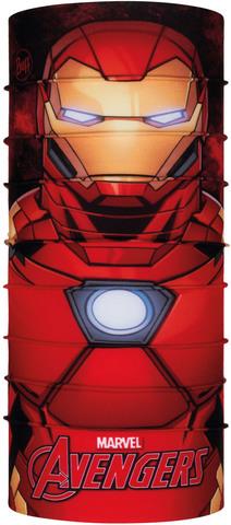 Многофункциональная бандана-труба детская Buff Original Iron Man фото 1