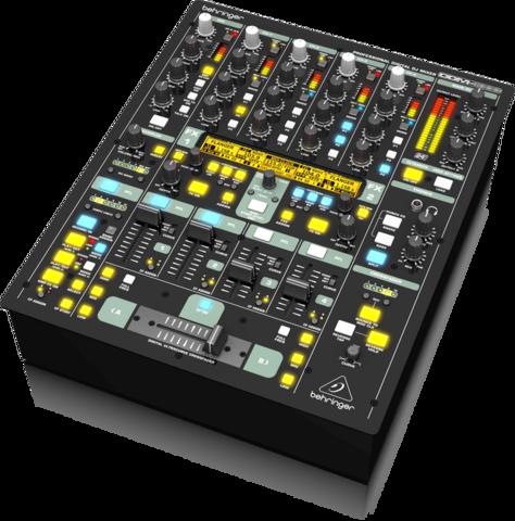 BEHRINGER DDM4000 цифровой DJ микшер