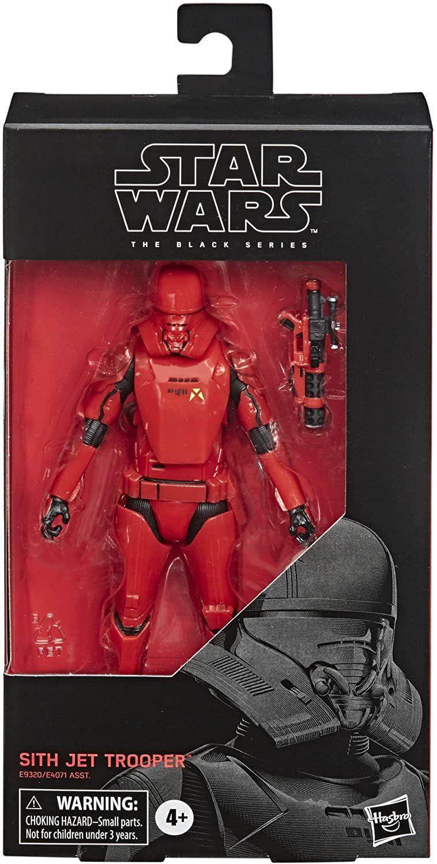 Фигурка Реактивный штурмовик Ситхов (sith jet trooper) Star Wars: Black Series Звездные Войны