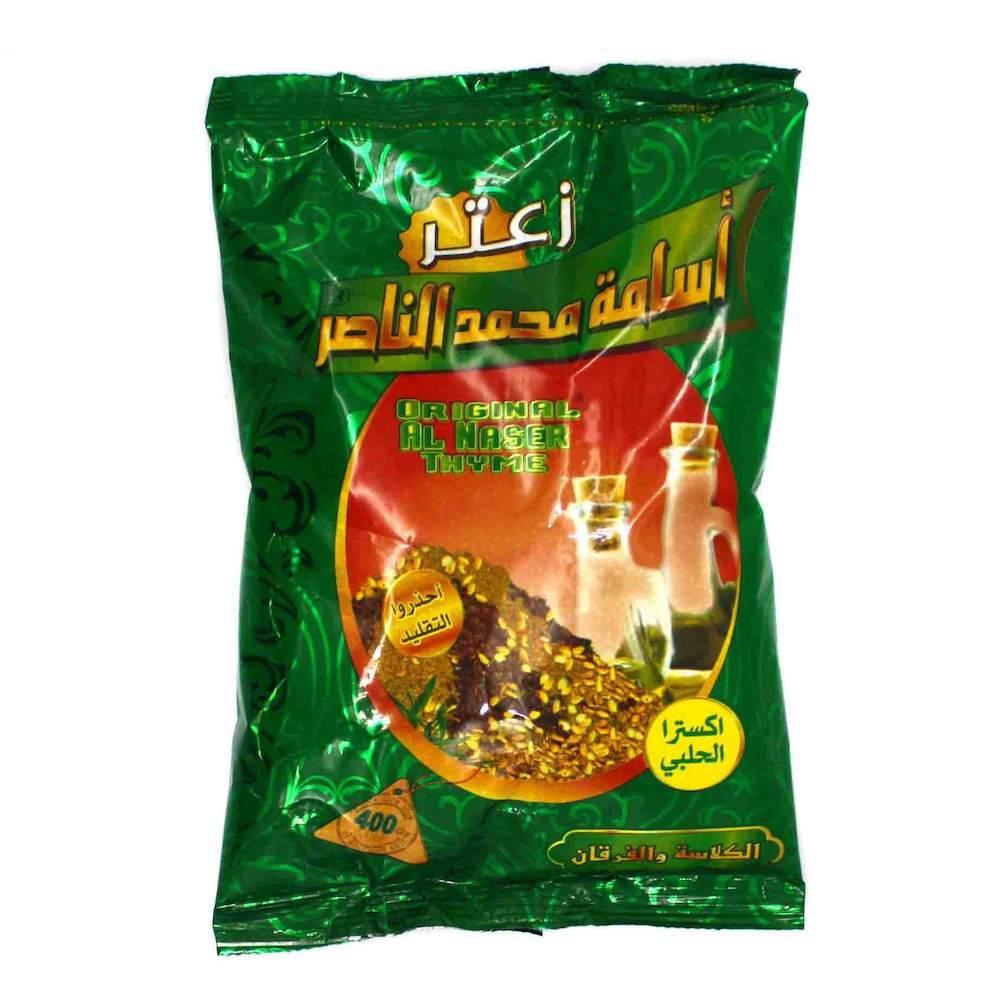 Специи Затар зеленый, Al Naser, 400 г import_files_f7_f7767d792a3c11eba9d6484d7ecee297_5628a8972e2e11eba9d6484d7ecee297.jpg