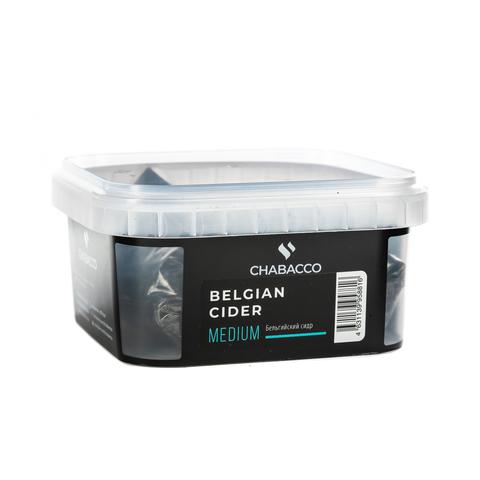 Чайная смесь Chabacco Medium 200 г - Belgian Cider (Бельгийский Сидр)